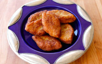 Keftes de Pescada (Sephardic Fish Patties)