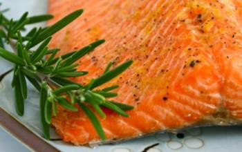Citrus Zest Salmon