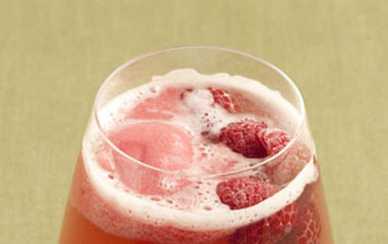 Raspberry Wine Punch
