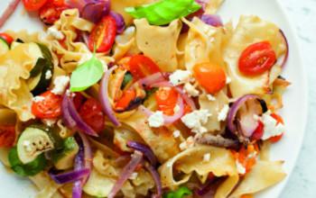 Greek Sytle Pasta Salad