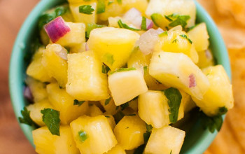 Pineapple Fruit Salsa
