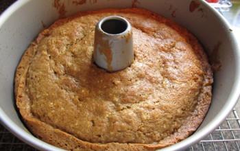 Gourmet Apple Cake