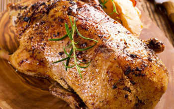 Simply Honey Roast Duck