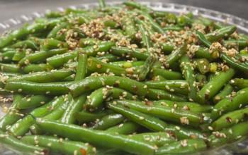 Shanghai Stir-Fry Green Beans