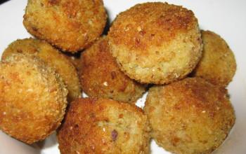 Tuna Fish Balls
