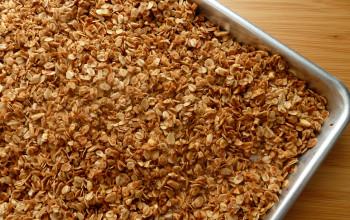 Cinnamon Cocoa Granola