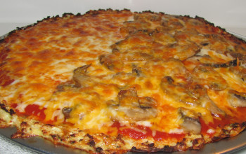 Pesach Pizza