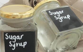 Simple Sugar Syrup Recipes