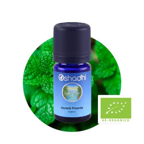Hortelã Pimenta - Óleo Essencial Orgânico - 5ml