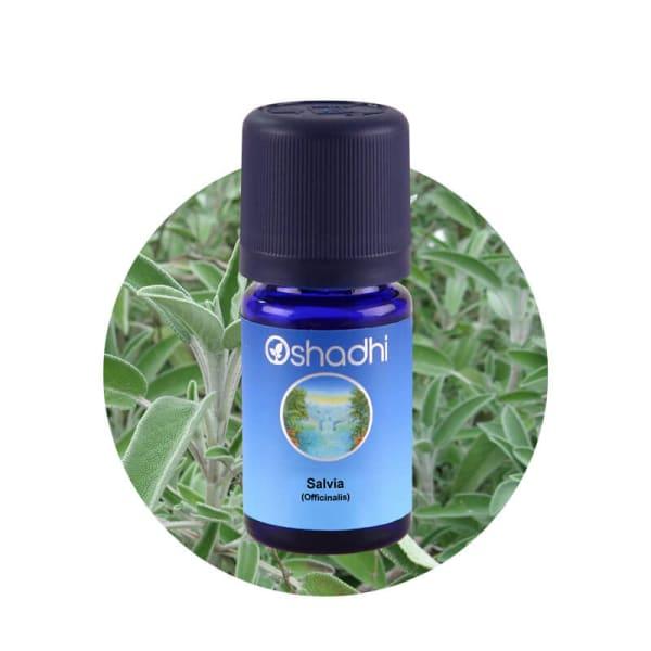 Salvia (Officinalis) - Óleo Essencial - 5ml