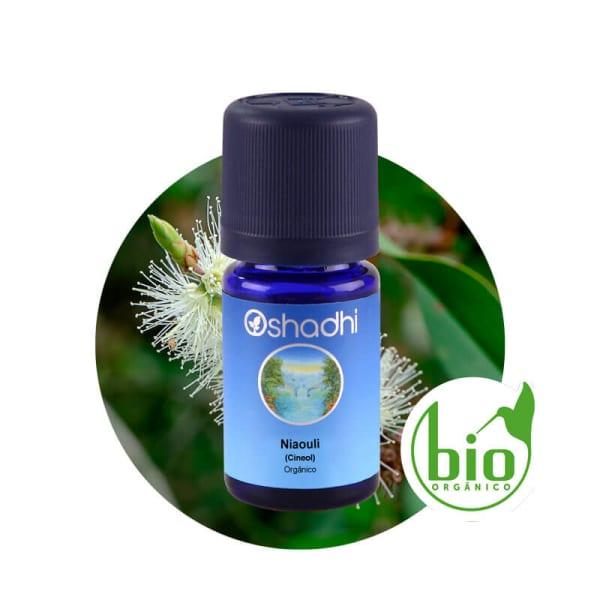 Niaouli (qt. Cineol) - Óleo Essencial Orgânico - 5ml
