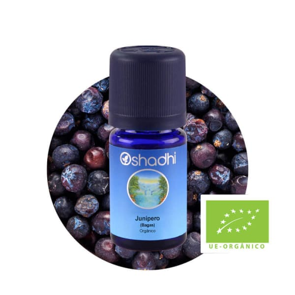 Junípero (Bagas) - Óleo Essencial Orgânico - 5ml