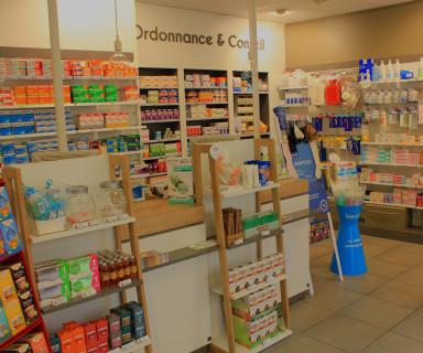 Image pharmacie dans le département Loire sur Ouipharma.fr
