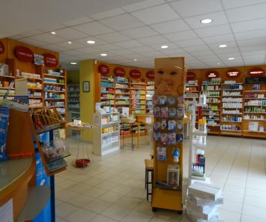 Image pharmacie dans le département Dordogne sur Ouipharma.fr