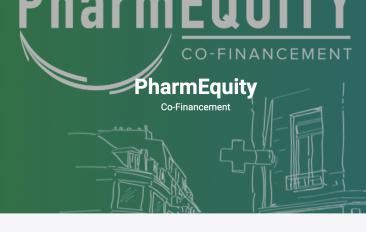 Lancement de PharmEquity, première plateforme de financement participatif équitable réservée aux pharmaciens.