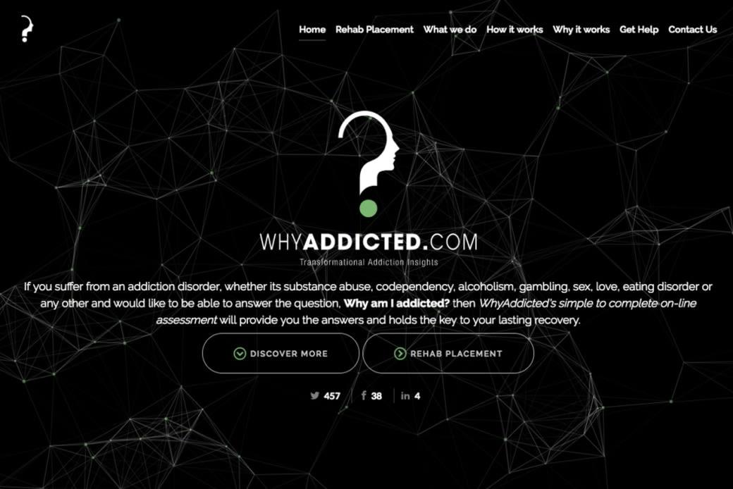 WhyAddicted - using Neuropsychology to beat addiction