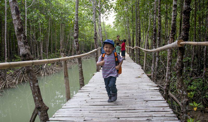 KASAMA: Kalibo Hike Tour: Experience a Community-Run Eco Park
