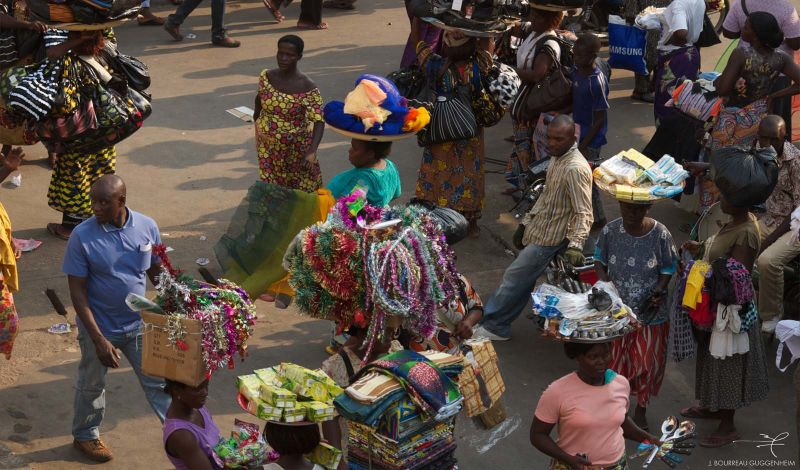 Voisins Solidaires Togo: Lome City Tour: Experience the Pearl of West Africa