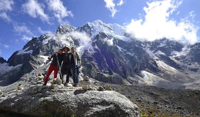 Refugios Salkantay: Salkantay Adventure Tour: Trek the Mountains with Locals