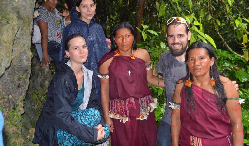 Asociacion Nugkui: Peru Adventure Tour: Native Culture, Native Craft, Native Camp