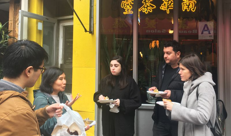 Museum of Chinese in America (MOCA): Chinatown Tasting Tour: Explore the Legacy of Chinese Food in NYC