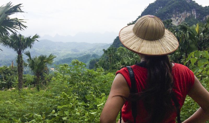 Youth Employment and Society Development (YESD): Vietnam Trekking Tour: An Overnight Stay in Ha Giang