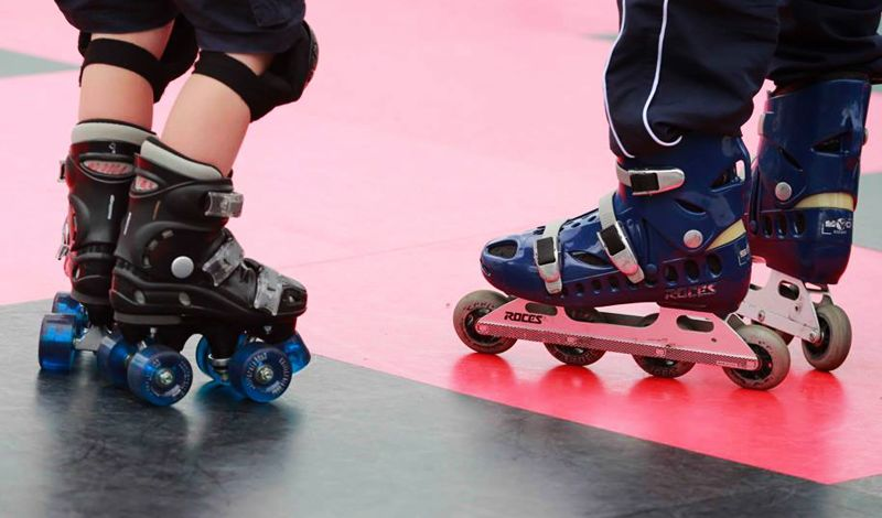 RollaDome All Skate: London Rollerskating Class: Get Your Need for Speed Filled on Wheels