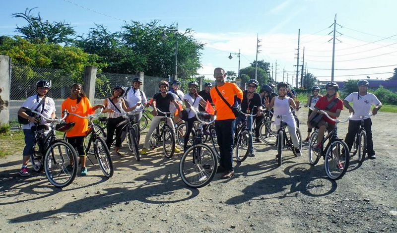 Harimau Conservation: San Juan Bike Tour: Sustainable Development in the Local Community