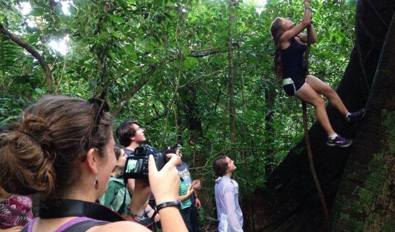 La Reserva Forest Foundation: Costa Rica Trekking Tour: Trek Through the Tropical Rainforest