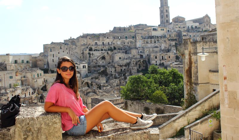 Artes: Matera Walking Tour: Explore the Cave City