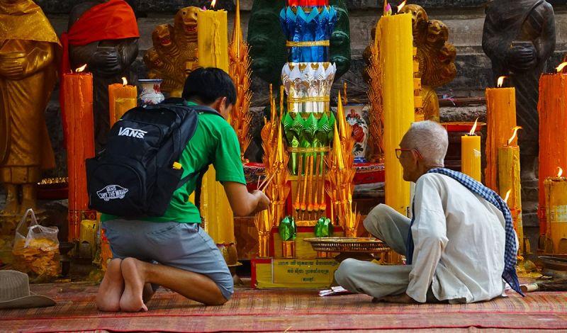 Siem Reaper: The Angkor Storyteller: Spiritual Journey