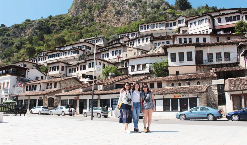 Choose Balkans: Albania Discovery Tour: Wander the Ancient City of Berat