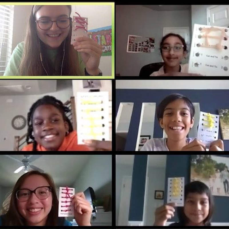 Build Bonds Through a Trivia Game That Supports STEM Programs for Young Girls