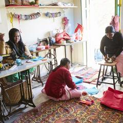 Indian women's empowerment center