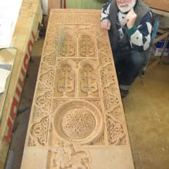 stone carving - Armenian art