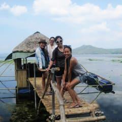 Taal Lake adventure tour