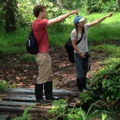trek Costa Rica rainforest trails