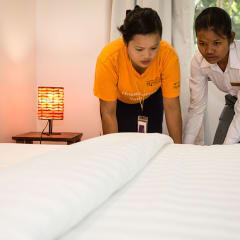 Sala Hotel student training