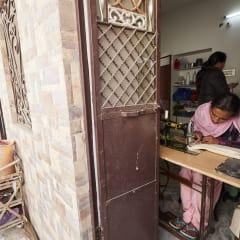 Sambahli Trust - Indian textiles sewing