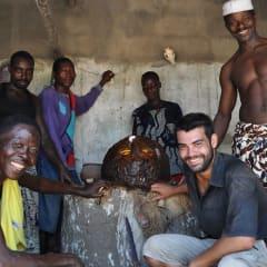 Benin voodoo tours