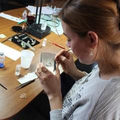 Ikorta jewelry workshop