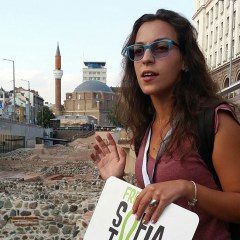 sightseeing Sofia