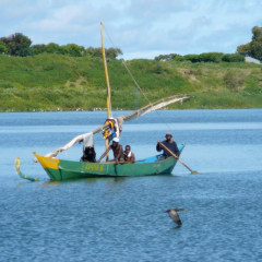 Lake Victoria tours - boat ride
