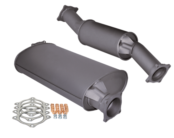 Redback 4x4 Extreme Duty Exhaust Systems