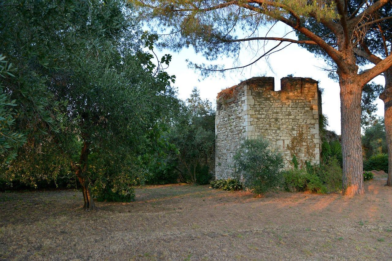 Il bastione San Giusto