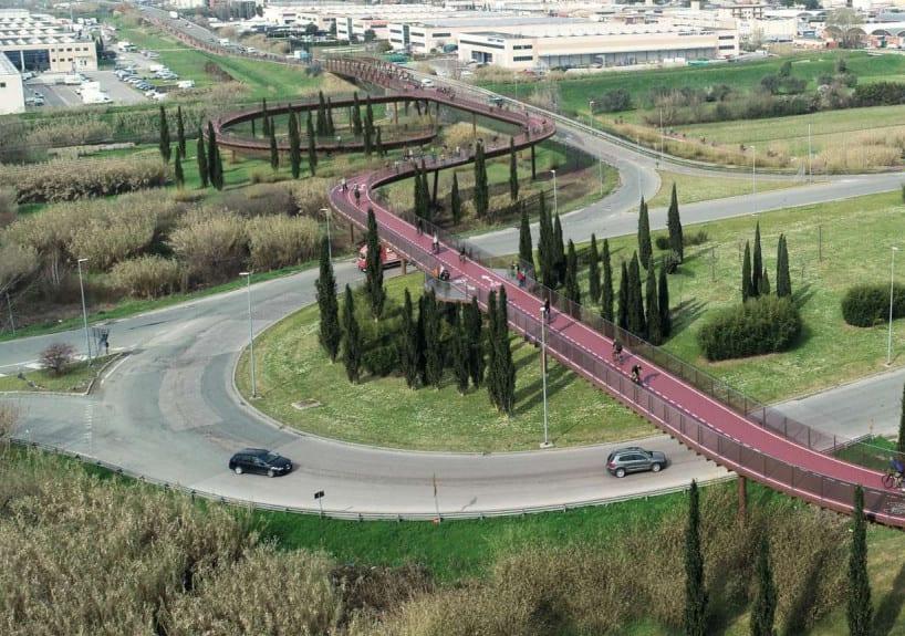 Il progetto della ciclostrada tra Prato e Firenze