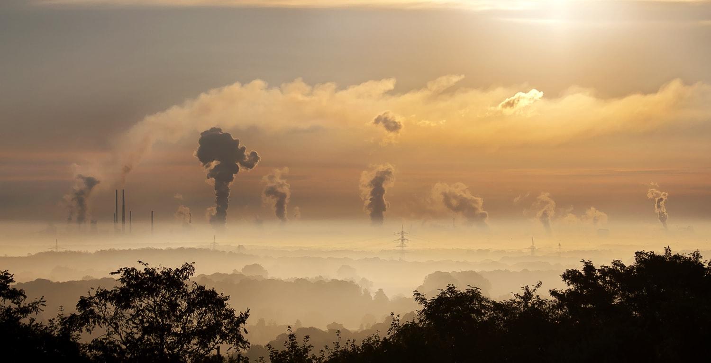 Che rottura l'inquinamento atmosferico!