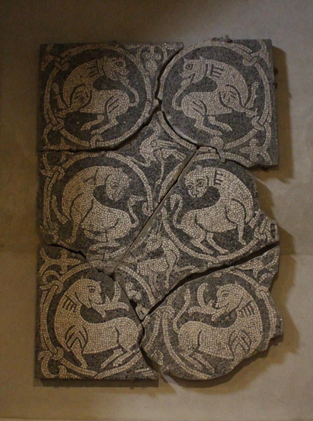 I sorprendenti mosaici di San Fabiano