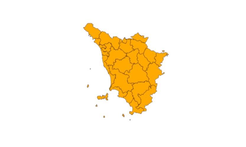 La nuova ordinanza sugli spostamenti in Toscana