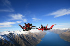 Sky Diving 15000ft Tandem Jump Over Queenstown